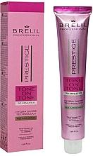 Düfte, Parfümerie und Kosmetik Ammoniakfreie Creme-Haarfarbe - Brelil Professional Prestige Tone On Tone