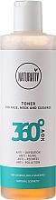 Düfte, Parfümerie und Kosmetik Erfrischendes Gesichtstonikum für normale und Mischhaut - Naturativ 360° AOX Tonic
