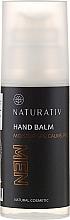 Düfte, Parfümerie und Kosmetik Handbalsam für Männer - Naturativ Men Hand Balm
