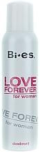 Deospray - Bi-es Love Forever White — Bild N1