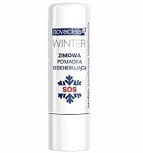 Düfte, Parfümerie und Kosmetik Regenerierender Lippenbalsam für den Winter - Novaclear Winter Regenerating Lip Balm