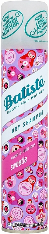 Trockenes Shampoo - Batiste Sweet&Delicious Sweetie