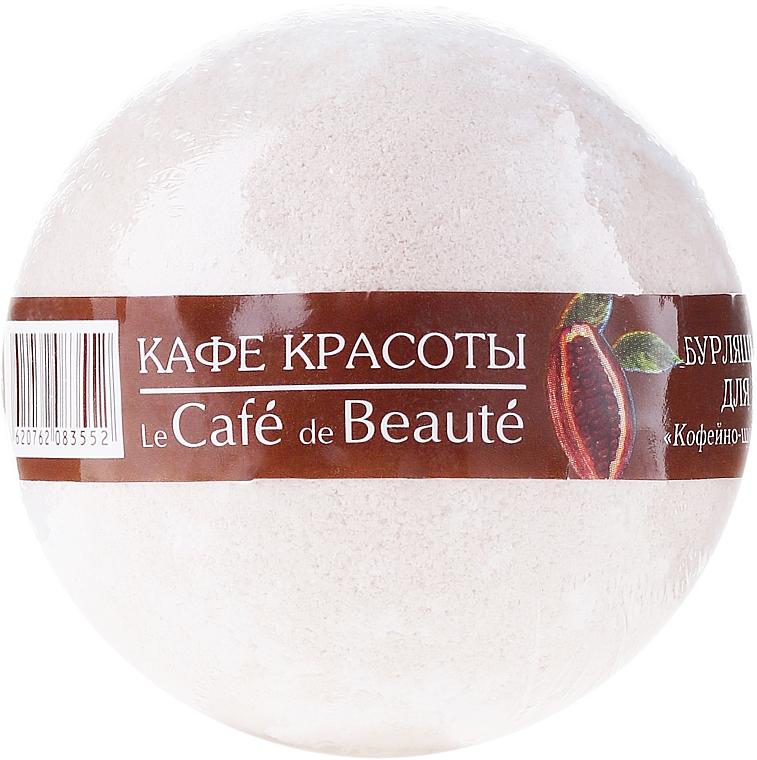 Badebombe mit Kakaobutter und Kaffee-Extrakt - Le Cafe de Beaute Bubble Ball Bath