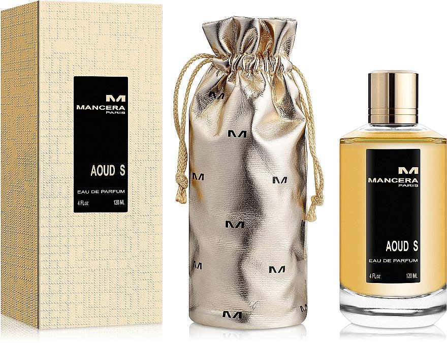Mancera Aoud S - Eau de Parfum — Bild N2