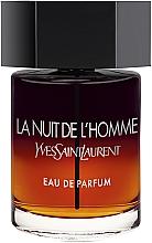 Düfte, Parfümerie und Kosmetik Yves Saint Laurent La Nuit De L'Homme Eau de Parfum - Eau de Parfum