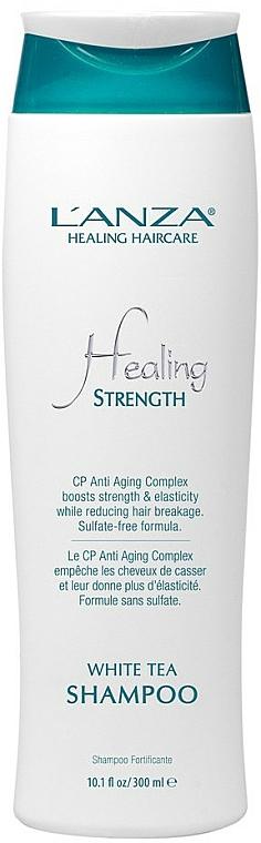 Pflegendes Shampoo mit weißem Tee - Lanza Healing Strength White Tea Shampoo — Bild N2