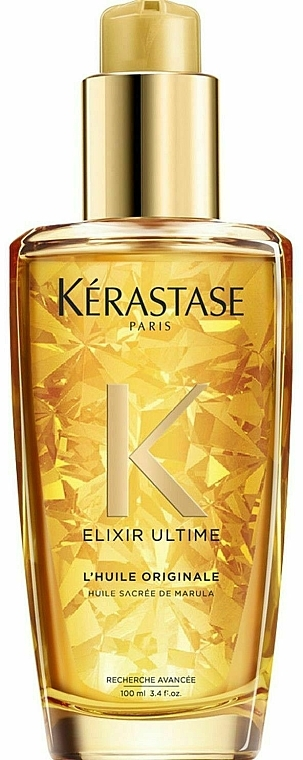 Veredelndes Pflegeöl für glanzvolles Haar - Kerastase Elixir Ultime L'Huile Originale