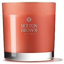 Düfte, Parfümerie und Kosmetik Molton Brown Gingerlily Three Wick Candle - Duftkerze im Glas Gingerlily mit 3 Dochten