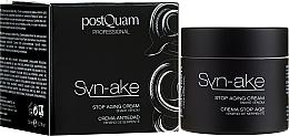 Düfte, Parfümerie und Kosmetik Anti-Aging Gesichtscreme - Postquam Syn-ake Stop Aging Cream