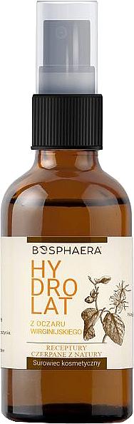Reinigendes Hydrolat mit Hamamelis - Bosphaera Hydrolat