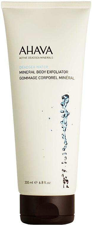 Mineralisches Körperpeeling mit natürlichem Rotalgengranulat - Ahava Deadsea Water Mineral Body Exfoliator