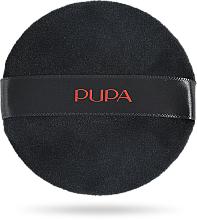 Düfte, Parfümerie und Kosmetik Puderquaste schwarz - Pupa Powder Puff