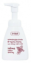 Düfte, Parfümerie und Kosmetik Schaum für die Intimhygiene mit Cranberry-Nektar - Ziaja Intima Foam