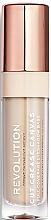 Düfte, Parfümerie und Kosmetik Augenprimer - Makeup Revolution Cut Crease Canvas