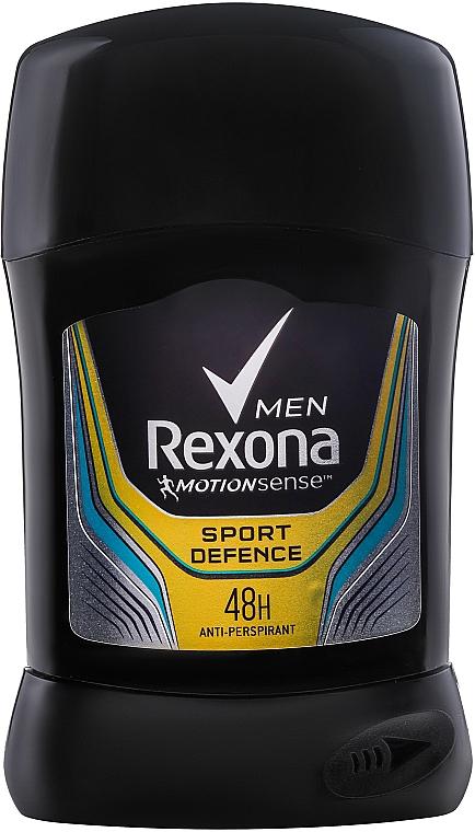 "Deostick Antitranspirant ""Sport Defence"" - Rexona Deodorant Stick"