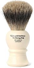 Düfte, Parfümerie und Kosmetik Rasierpinsel P2236 Größe XL - Taylor of Old Bond Street Shaving Brush Pure Badger size XL