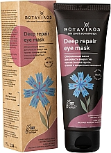 Düfte, Parfümerie und Kosmetik Tief regenerierende Maske für die Augenpartie gegen dunkle Ringe und Schwellungen mit Meeresalgenextrakt - Botavikos Deep Repair Eye Mask