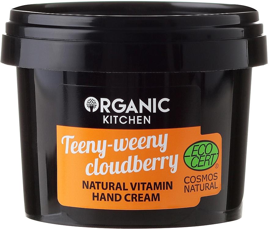 Handcreme mit Moltebeere - Organic Shop Organic Kitchen Teeny-Weeny Cloudberry Hand Cream