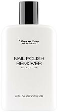 Düfte, Parfümerie und Kosmetik Nagellackentferner - Pierre Rene Nail Polish Remover With Oil Conditioner