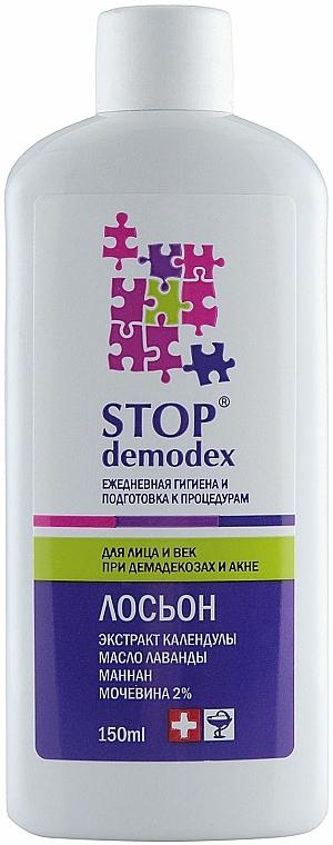 Gesichtslotion für fettige Haut - PhytoBioTechnologien-Stop Demodex
