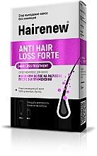 Düfte, Parfümerie und Kosmetik Innovativer Komplex gegen Haarausfall - Hairenew Anti Hair Loss Forte Treatment