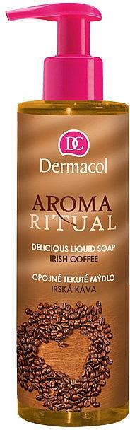 Flüssigseife Irish Coffee - Dermacol Aroma Ritual Liquid Soap Irish Coffee