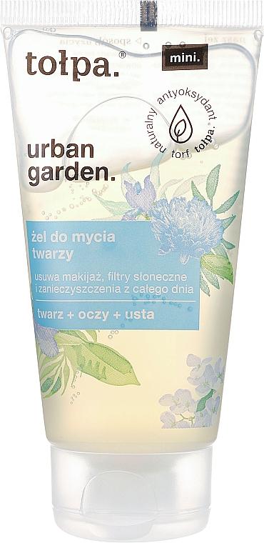 Gesichtswaschgel - Tolpa Urban Garden Face Gel Cleanser