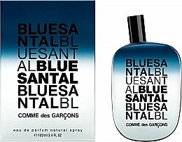 Comme des Garcons Blue Santal - Eau de Parfum — Bild N1