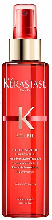 Schützendes Öl-Spray für das Haar - Kerastase Soleil Huile Spray