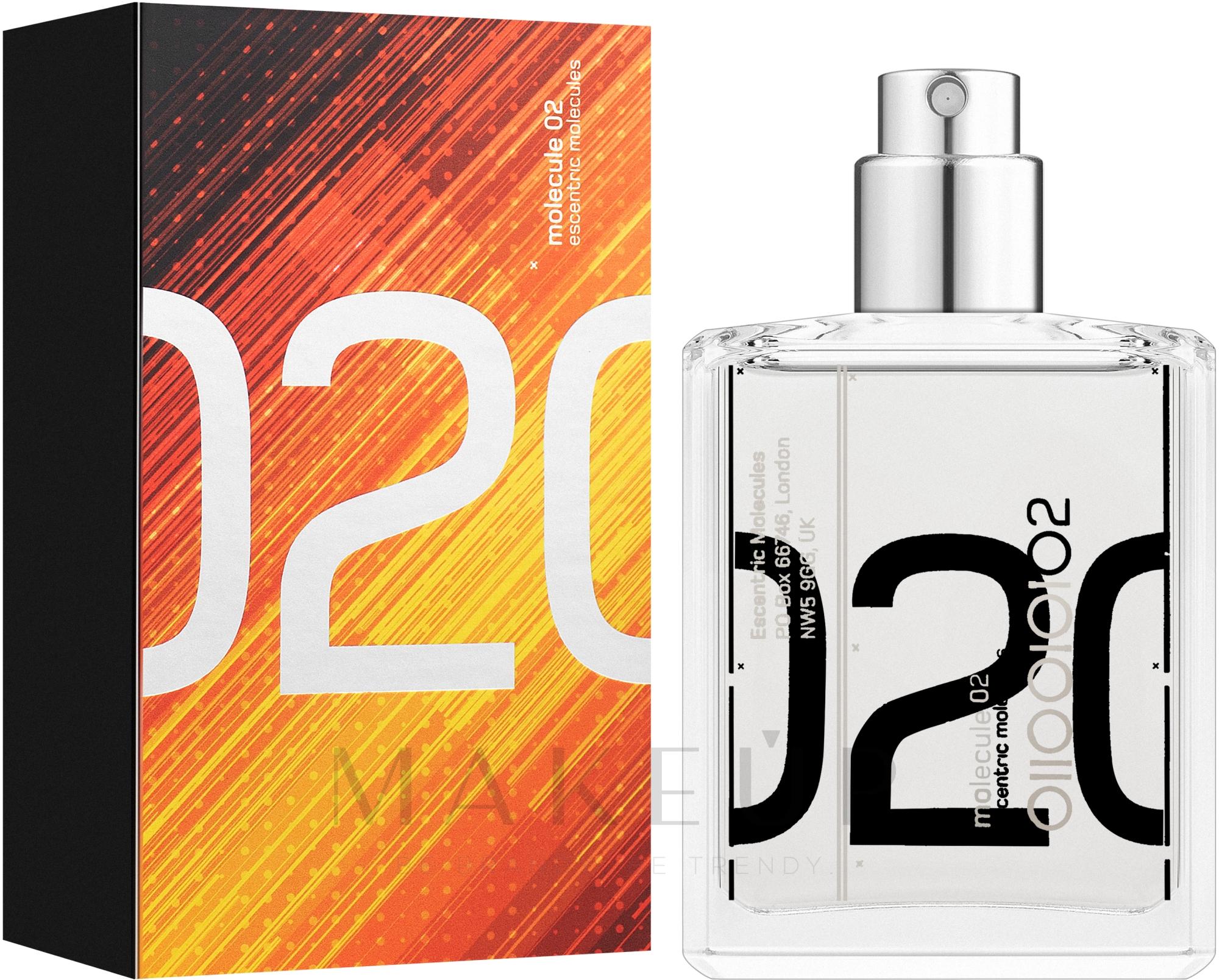 Escentric Molecules Molecule 02 - Eau de Parfum — Bild 30 ml