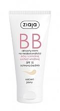 Düfte, Parfümerie und Kosmetik BB Creme für trockene, empfindliche und Normalhaut LSF 15 - Ziaja BB-Cream Jasny