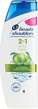 "Düfte, Parfümerie und Kosmetik Anti-Schuppen Shampoo ""Apple Fresh"" - Head & Shoulders Apple Fresh Shampoo 2in1"