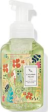 Düfte, Parfümerie und Kosmetik Schaumseife für die Hände mit Gurke und Melone - Bath and Body Works Cucumber Melon Gentle Foaming Hand Soap