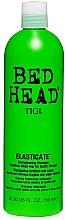 Nährendes Shampoo - Tigi Bed Head Elasticate Strengthening Shampoo — Bild N1