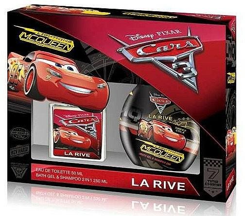 La Rive Cars - Duftset (Eau de Toilette 50ml + Duschgel 250ml)