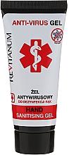 Düfte, Parfümerie und Kosmetik Hand-Desinfektionsgel - Revitanum Anti-Virus Hand Sanitising Gel