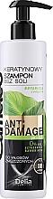 Düfte, Parfümerie und Kosmetik Shampoo mit Keratin für beschädigtes Haar - Delia Cameleo Shampoo