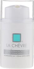 Feuchtigkeitsspendende und pflegende Tagescreme mit Quark - La Chevre Epiderme Moisturizing Day Cream With Curd — Bild N1