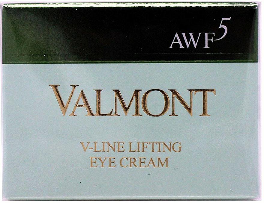 Intensive Lifting-Augencreme mit Vitamin C und Kollagen - Valmont V-Line Lifting Eye Cream — Bild N2