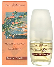 Düfte, Parfümerie und Kosmetik Frais Monde White Musk And Mandarin Orange - Eau de Toilette