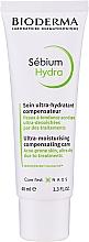 Düfte, Parfümerie und Kosmetik Feuchtigkeitsspendende Gesichtscreme für zu Akne neigende Haut - Bioderma Sebium Hydra Moisturising Cream