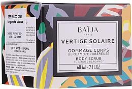 Düfte, Parfümerie und Kosmetik Körperpeeling - Baija Vertige Solaire Body Scrub