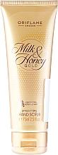 Düfte, Parfümerie und Kosmetik Zuckerpeeling für Hände mit Milch und Honig - Oriflame Milk & Honey Gold Hand Scrub