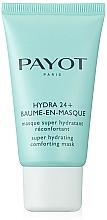 Düfte, Parfümerie und Kosmetik Intensiv kräftigende und feuchtigkeitsspendende Pflegemaske für das Gesicht - Payot Hydra 24 Super Hydrating Comforting Mask