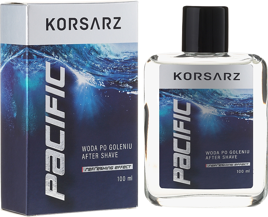 After Shave Lotion Pacific - Pharma CF Korsarz After Shave Lotion