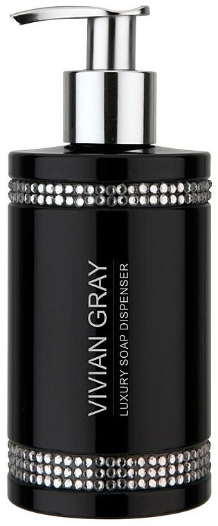 Flüssigseife - Vivian Gray Black Crystals Soap — Bild N1