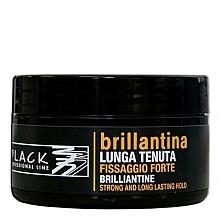 Düfte, Parfümerie und Kosmetik Haarwachs Starker Halt - Black Professional Line Brilliantine Strong And Long Lasting Hold