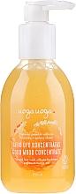 Düfte, Parfümerie und Kosmetik Natürliches Gesichtswaschgel mit Sanddorn- und Orangenöl - Uoga Uoga Good Mood Concentrate Natural Face Wash