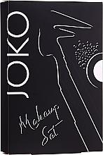 Düfte, Parfümerie und Kosmetik Make-up Set (Augenbrauenstift 5g + Lidschatten 5g + Eyeliner 5g) - Joko Makeup