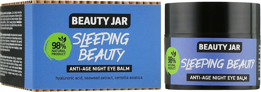 Anti-Aging Nachtbalsam für die Augenpartie - Beauty Jar Anti-Age Night Eye Balm